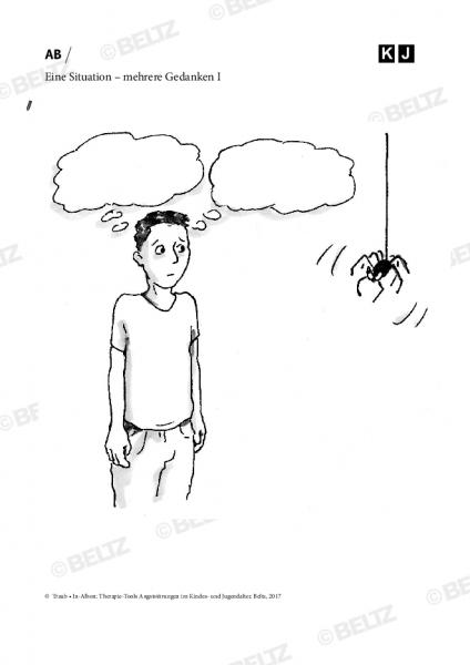 Angststörungen bei Kindern und Jugendlichen: Eine Situation – mehrere Gedanken I