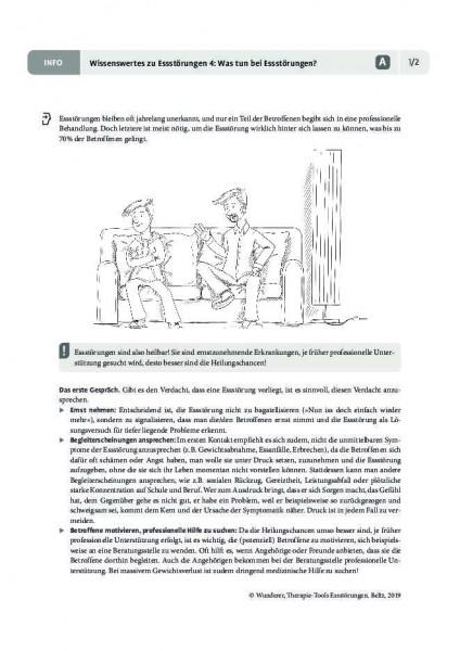 Wissenswertes 4: Was tun bei Essstörungen (für Angehörige)?