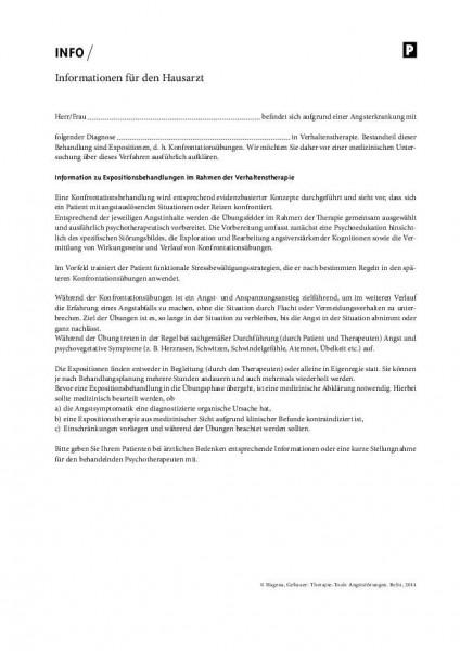 Angststörungen: Informationen für den Hausarzt
