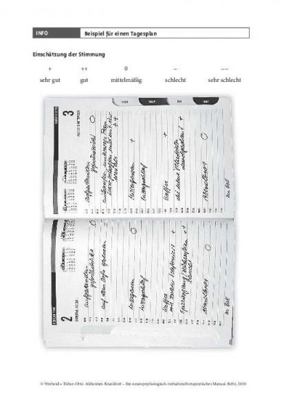 Kordial: Beispiel für einen Tagesplan
