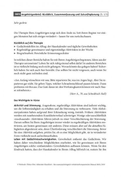 Kordial: Angehörigenbrief 6 – Rückblick, Zusammenfassung und Zukunftsplanung
