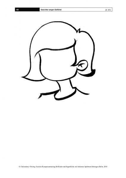 »Gesichter zeigen Gefühle!« im Sozialen Kompetenztraining bei ASS