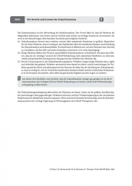 CBASP: Die Vorteile und Grenzen der Zukunftsanalyse