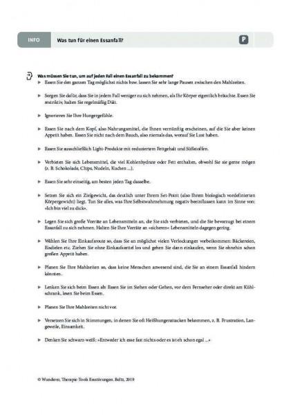 Essstörungen: Was tun für einen Essanfall?
