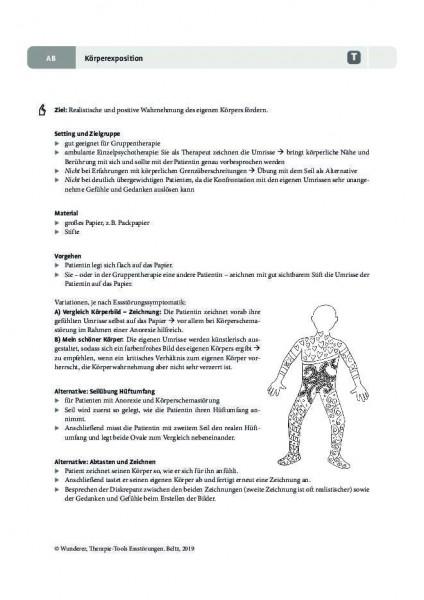 Körperexposition bei Essstörungen
